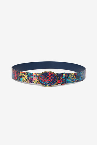 Paint Splash Belt