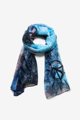 Arty revolution foulard