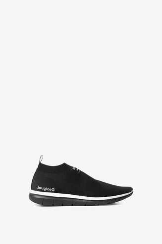 Ecoalf Slip-on bicolour sole for men