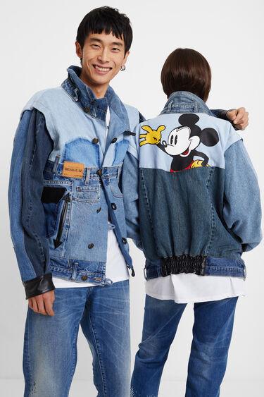 Iconic Jacket Mickey Mouse   Desigual