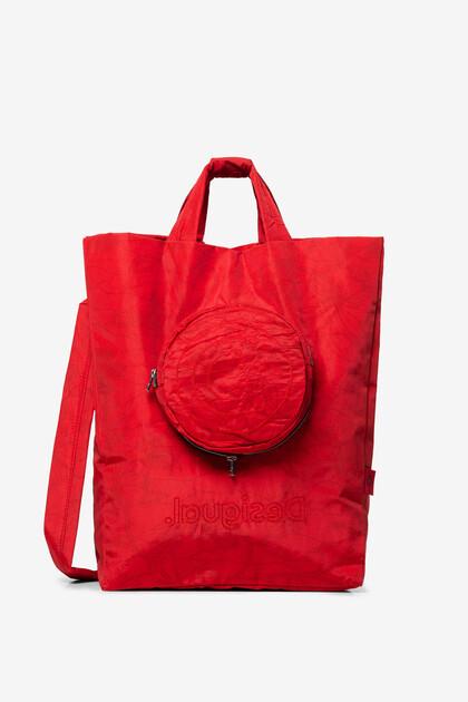 Floral 2 in 1 bag