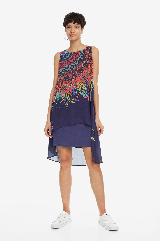 Multilayer Floral Floral Dress Adri Dress Multilayer SzVpqMU