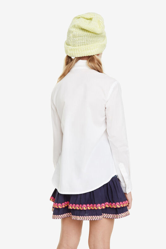 Camicia pizzo mandala | Desigual