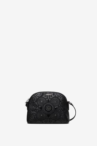 Mini sling bag galactic mandalas