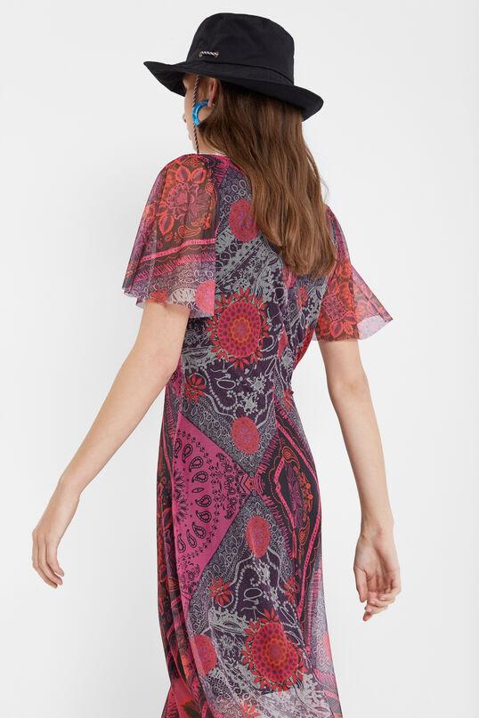 Vestidos tul floral | Desigual