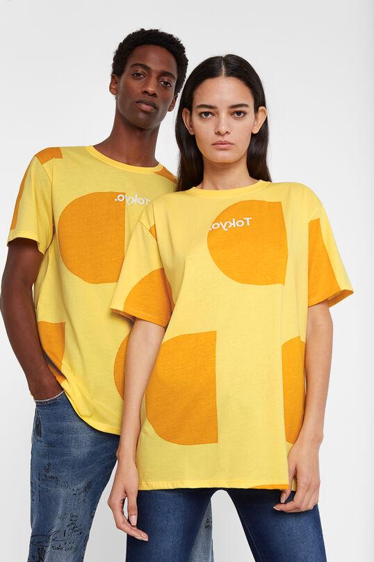 T-shirt Monogram Tokyo   Desigual