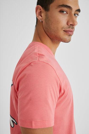 100%コットン アーティTシャツ | Desigual