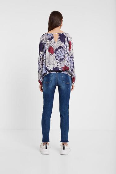 Floral print blouse | Desigual