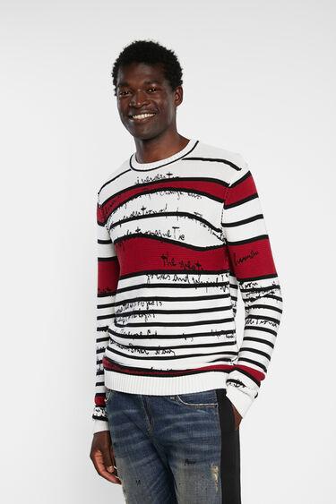 Knit jumper striped | Desigual
