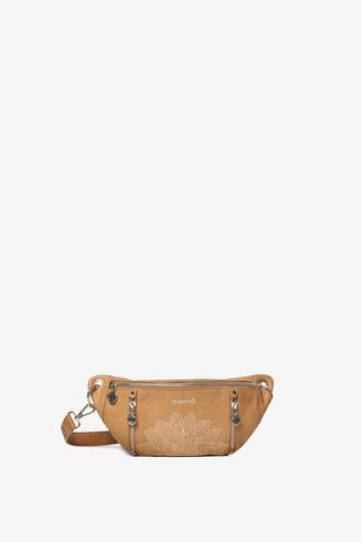 Half-moon bum bag