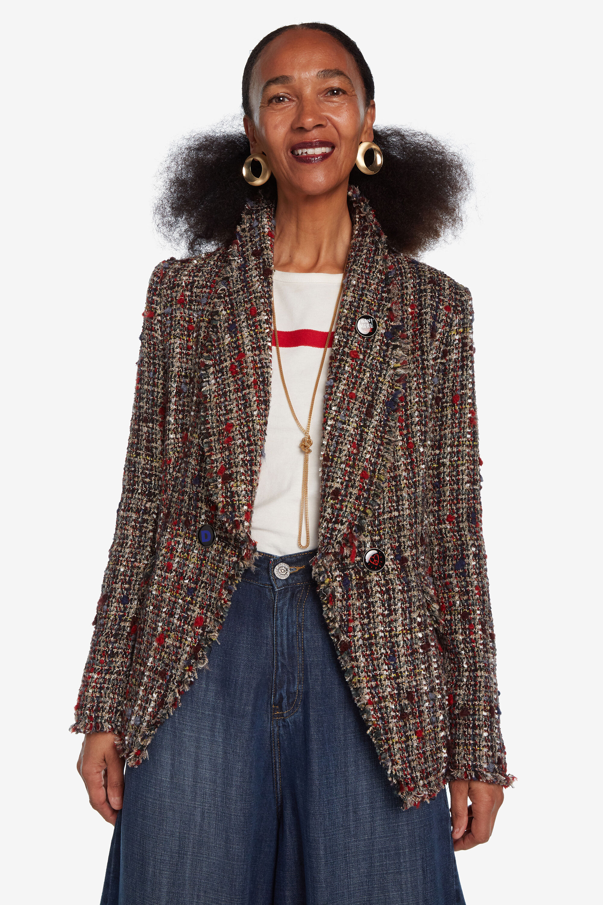 "Blazer spille ""I want more"" 