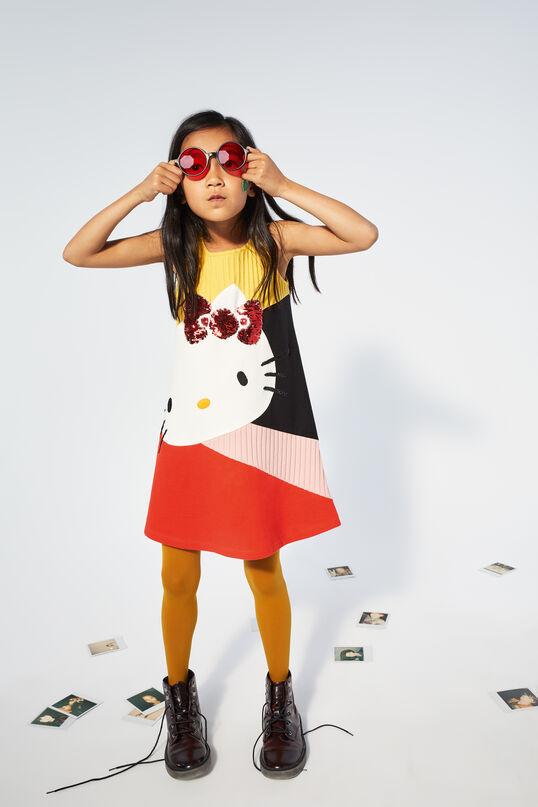 76dd7f700 Hello Kitty flared dress   Desigual.com
