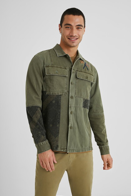 Overshirt patch