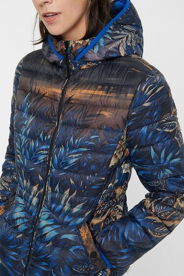 Padded jacket hood   Desigual