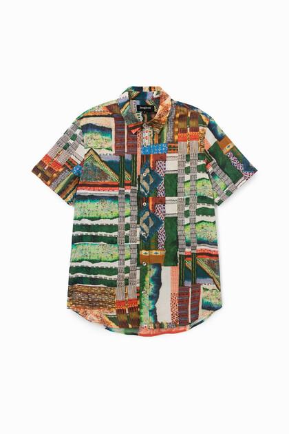 Shirt friezes 100% cotton