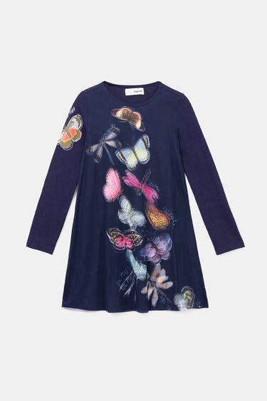 Robe t-shirt coton | Desigual