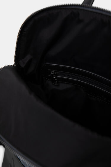 Denim backpack logo | Desigual
