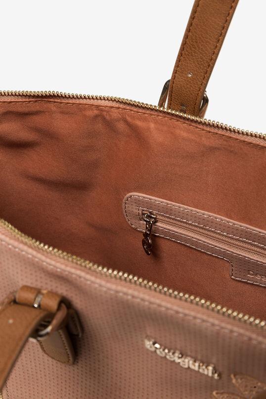 Pink Bag with Mandalas Atila Verona | Desigual