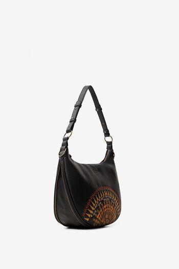 Afrikaanse tas met grote mandala | Desigual
