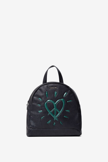 Little heart backpack | Desigual