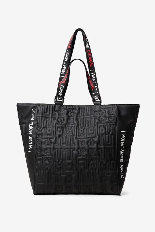 Humans Shopping bag | Desigual