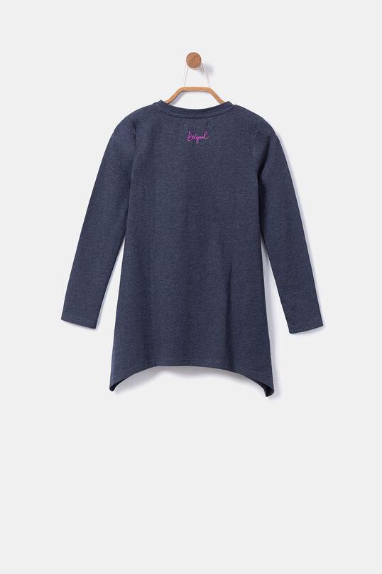 Sequin llama T-shirt | Desigual