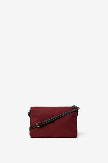 Small stud messenger bag   Desigual