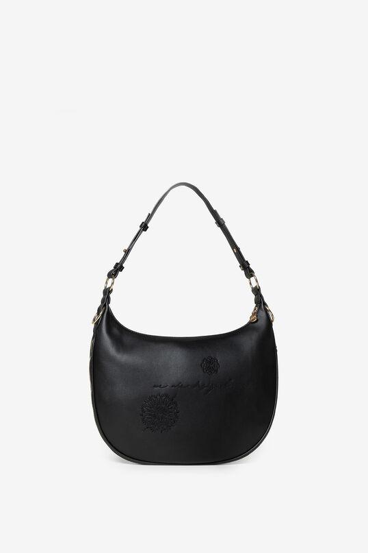 Schwarze Tasche   Desigual