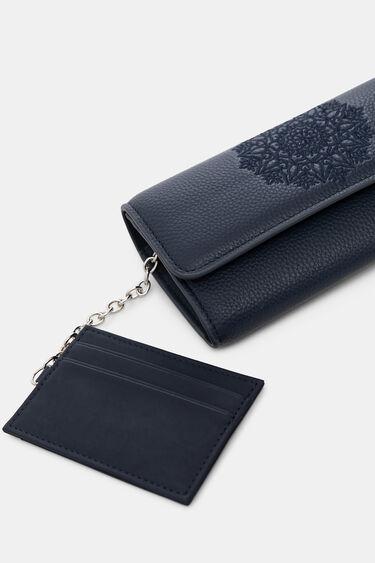 Long coin purse mandala   Desigual