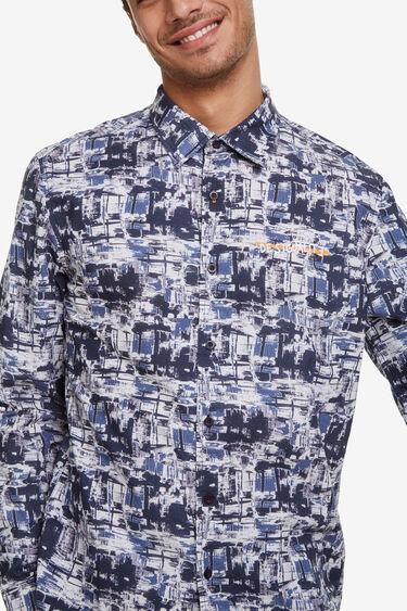 Desigualité long-sleeved shirt | Desigual