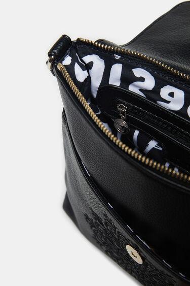 Square crossbody bag | Desigual