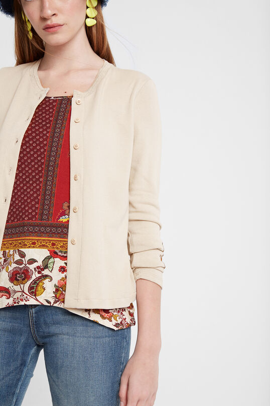 Etnisch blouse-jasje | Desigual