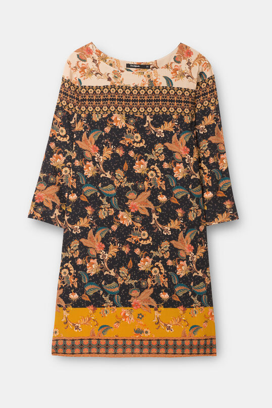 Robe courte bohème | Desigual
