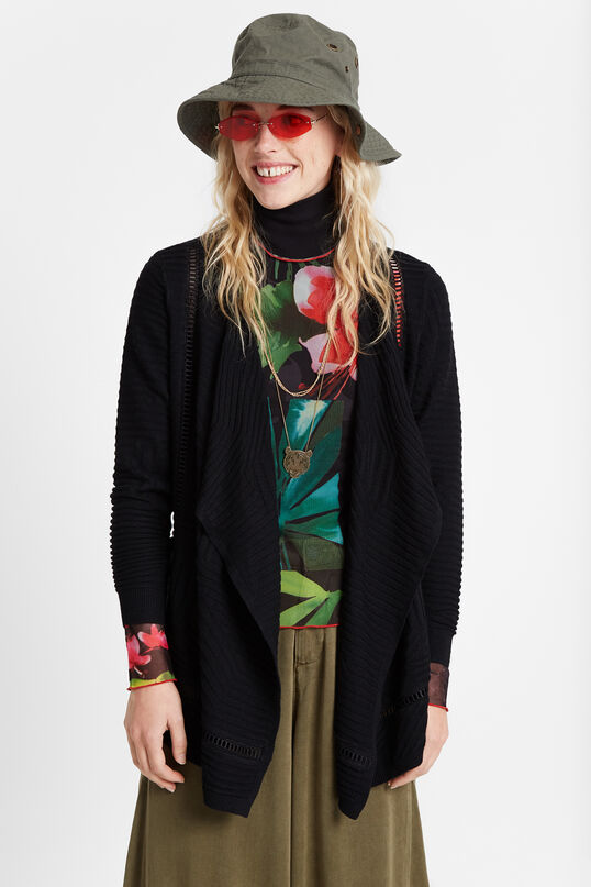 Total colour cardigan | Desigual