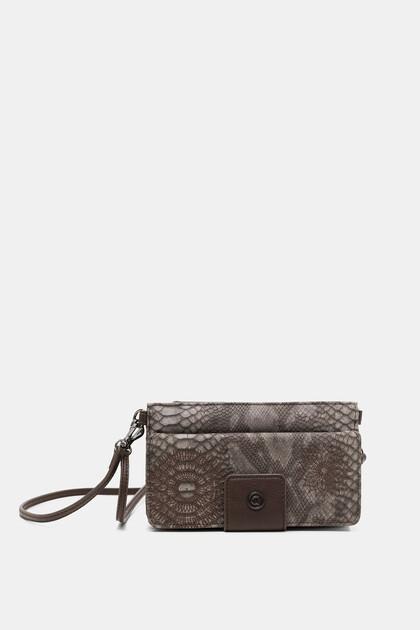 Sling bag wallet mandalas
