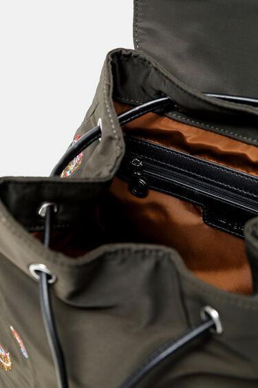 Mittelgroßer Rucksack mit Paisley | Desigual