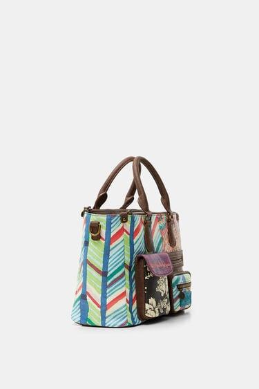 Multiprint handbag   Desigual