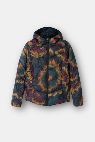 Padded reversible jacket | Desigual
