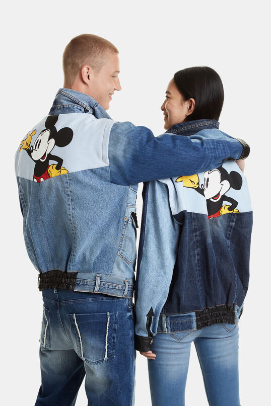 The Iconic Jacket Mickey Blue | Desigual