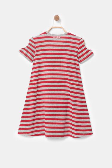 Ladybug reversible sequins dress | Desigual
