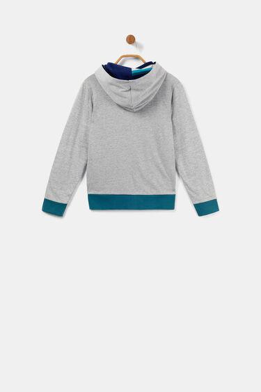 Reversible unisex sweatshirt | Desigual