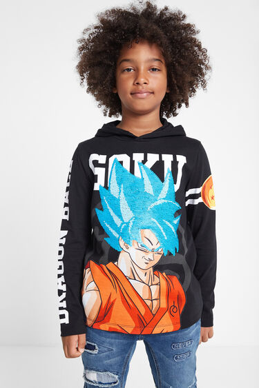 Samarreta Goku Bola de Drac | Desigual