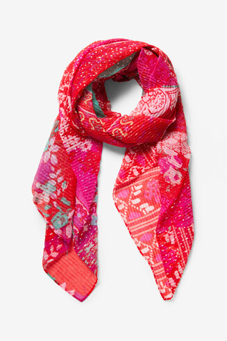 Fulard vermell Lujan