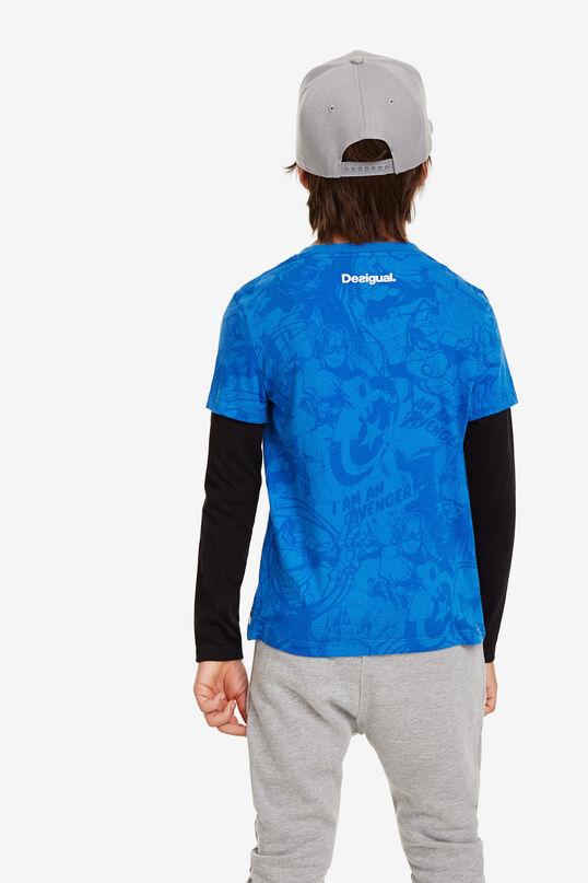Doppia maglietta Capitan America | Desigual
