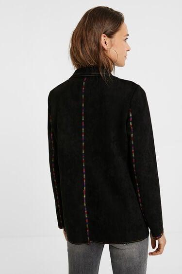 Slim blazer seams | Desigual