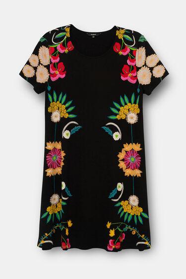 花柄 Tシャツワンピース | Desigual