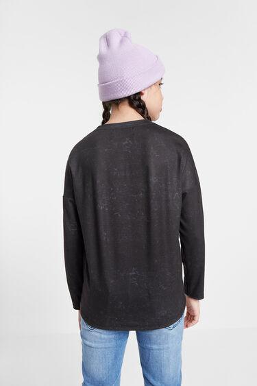 Gebreide trui met kraaltjes | Desigual