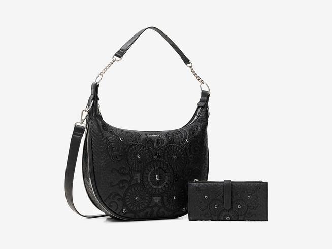Tas en portemonnee set