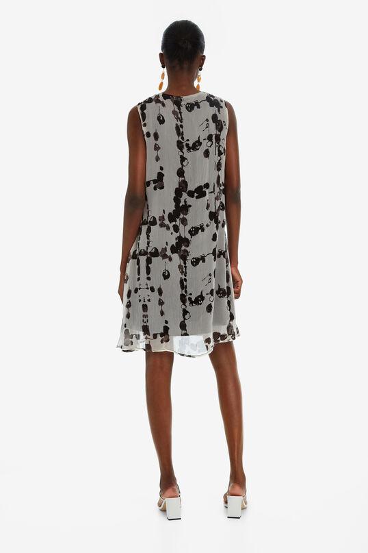 Floaty Dress Wild Splash Designed by M. Christian Lacroix | Desigual