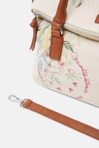Handbag briefcase canvas | Desigual